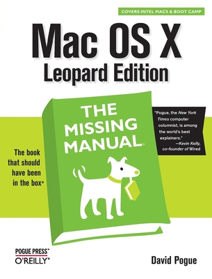 Mac OS X Leopard - Pogue, David