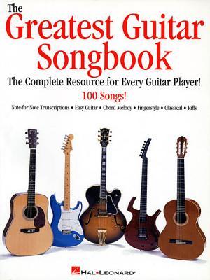The Greatest Guitar Songbook - Hal Leonard Publishing Corporation (Creator)