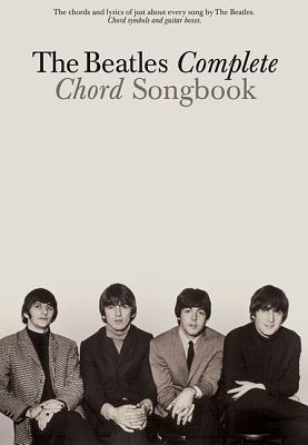 The Beatles Complete Chord Songbook - Beatles