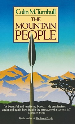 Mountain People - Turnbull, Colin