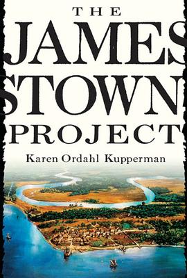 The Jamestown Project - Kupperman, Karen Ordahl