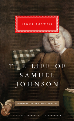 The Life of Samuel Johnson - Boswell, James, and Rawson, Claude (Designer)