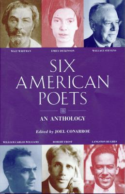 Six American Poets: An Anthology - Connaroe, Joel (Editor), and Conarroe, Joel (Editor)