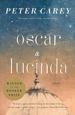 Oscar and Lucinda: Movie Tie-In Edition - Carey, Peter Stafford