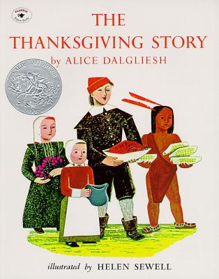 The Thanksgiving Story - Dalgliesh, Alice
