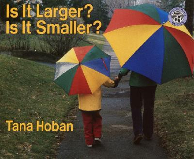 Is It Larger? Is It Smaller? -