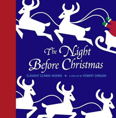 Night Before Christmas Pop-Up - Moore, Clement Clarke