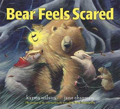 Bear Feels Scared - Wilson, Karma