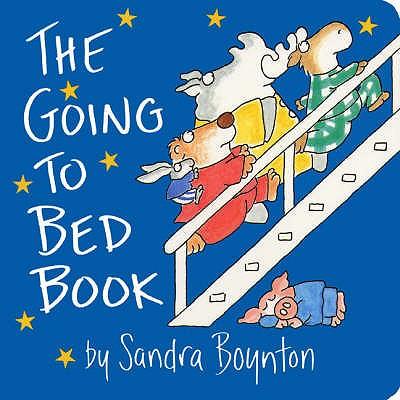 The Going to Bed Book - Boynton, Sandra
