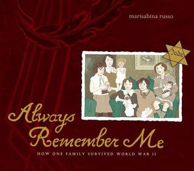 Always Remember Me: How One Family Survived World War II -