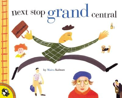 Next Stop Grand Central - Kalman, Maira