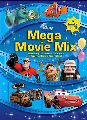 Disney Mega Movie Mix - Random House Disney (Creator)