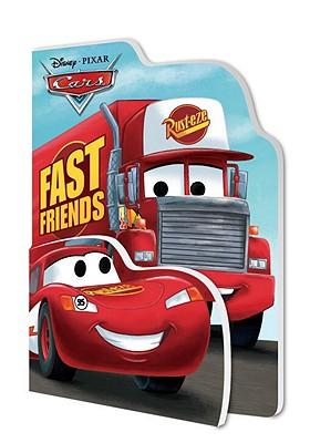 Fast Friends - Berrios, Frank