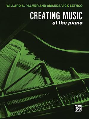 Creating Music at the Piano Lesson Book, Bk 4 - Palmer, Willard, and Lethco, Amanda
