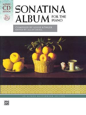 Sonatina Album: Smyth-Sewn Book & 2 CDs - O'Reilly, Kim, and Khler, Louis (Composer), and Kohler, Louis (Composer)
