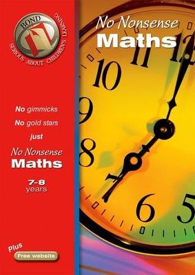 Bond No Nonsense Maths 7-8 Years - Lindsay, Sarah