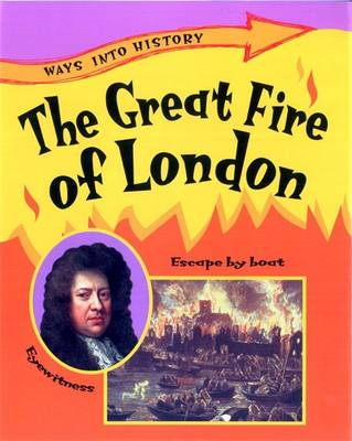 The Great Fire of London - Hewitt, Sally