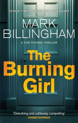 The Burning Girl - Billingham, Mark, and Lloyd Pack, Roger (Read by)