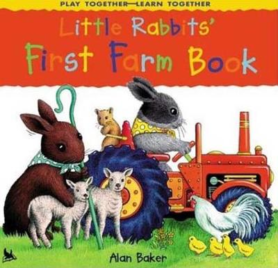 Little Rabbit's First Farm Book -