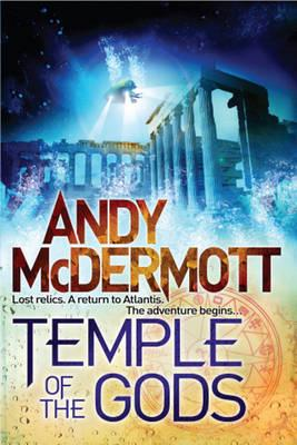 Temple of the Gods - McDermott, Andy