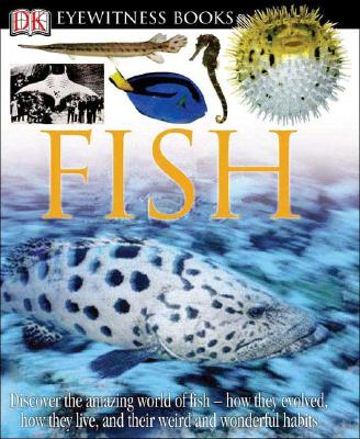 Fish - Parker, Steve, and DK Publishing (Creator)