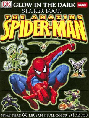The Amazing Spider-Man Glow in the Dark Sticker Book - Dougall, Alastair, and Lanzarini, Lisa, and Bunyan, Jill (Designer)