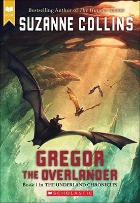 Gregor the Overlander - Collins, Suzanne