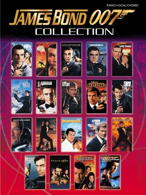 James Bond 007 Collection: Piano/Vocal/Chords - Alfred Publishing (Editor), and Warner Bros Publications (Creator)