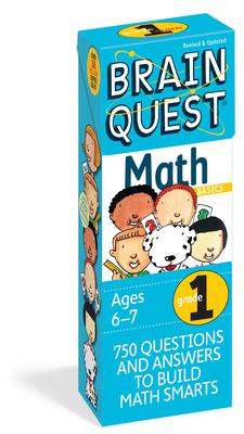 Brain Quest Grade 1 Math - Martinelli, Marjorie