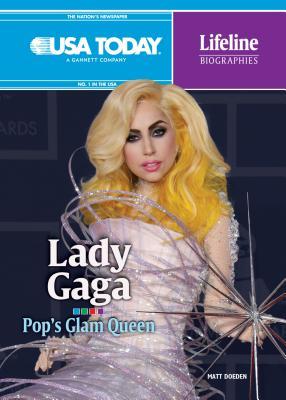 Lady Gaga: Pop's Glam Queen - Doeden, Matt