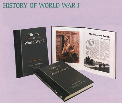 History of World War I - Marshall Cavendish Corporation