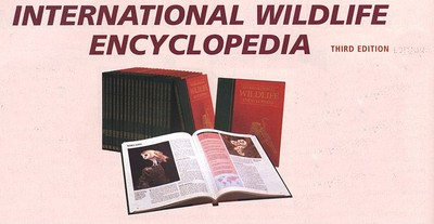 International Wildlife Encyclopedia Set - Burton, Maurice