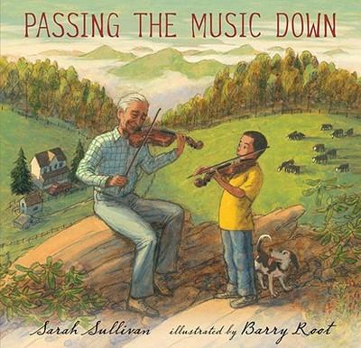 Passing the Music Down - Sullivan, Sarah