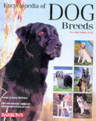 Encyclopedia of Dog Breeds - Coile, D Caroline, Ph.D.