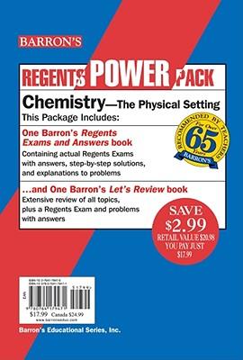 Chemistry Power Pack: The Physical Setting - Tarendash, Albert S