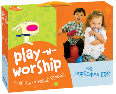 Play-N-Worship: Play-Along Bible Stories for Preschoolers - Group Publishing