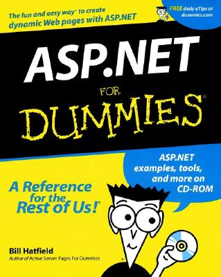 ASP.Net for Dummies - Hatfield, Bill