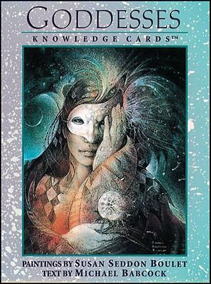 Goddesses Knowledge Cards - Boulet, Susan Seddon (Illustrator)