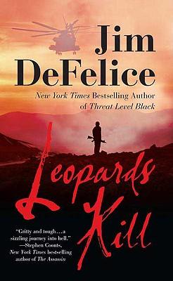 Leopards Kill - DeFelice, Jim