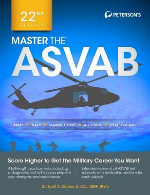 Master the ASVAB - Ostrow, Scott A
