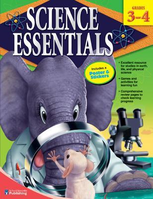 Science Essentials, Grades 3-4 - American Education Publishing (Creator)