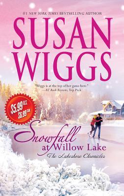 Snowfall at Willow Lake - Wiggs, Susan