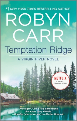 Temptation Ridge - Carr, Robyn