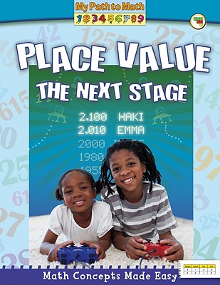 Place Value: The Next Stage - Piddock, Claire