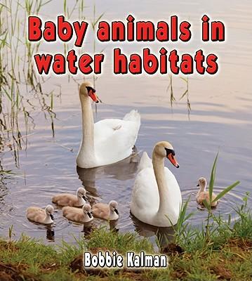 Baby Animals in Water Habitats - Kalman, Bobbie
