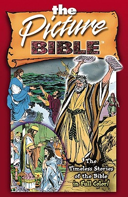 Picture Bible: The Timeless Stories of the Bible in Full Color - Hoth, Iva, and A12