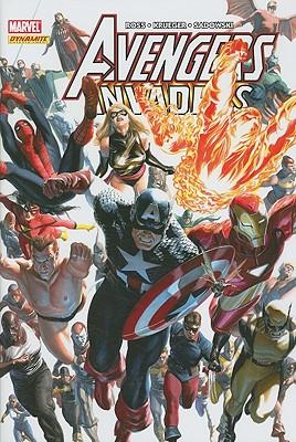 Avengers/Invaders - Krueger, Jim