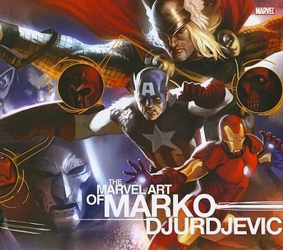 The Marvel Art of Marko Djurdjevic - Thomas, John Rhett (Editor), and Manley, Jason (Introduction by)