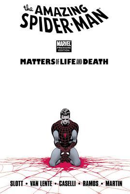 Spider-Man: Matters of Life and Death - Slott, Dan