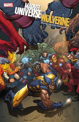 Marvel Universe vs. Wolverine - Maberry, Jonathan (Text by)
